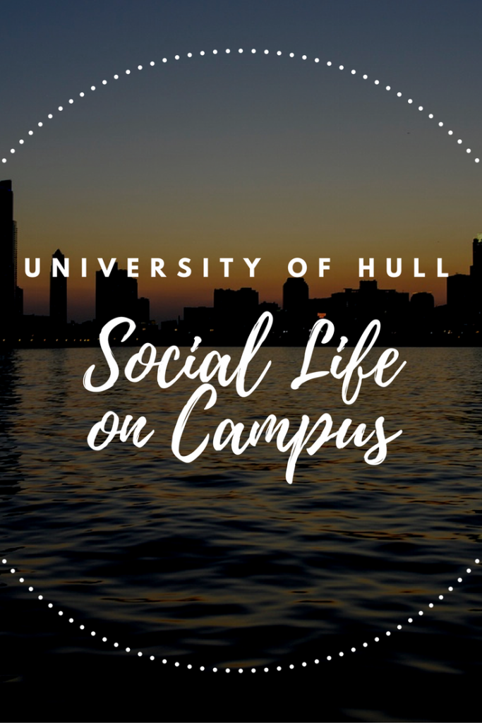 social life on campus university of hull