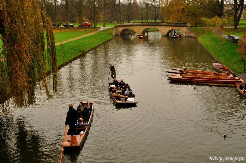 escursione cambridge