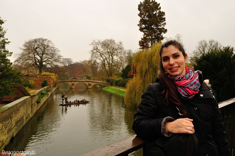 fiume cam cambridge