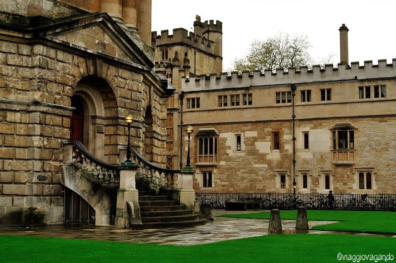 ingresso universita oxford