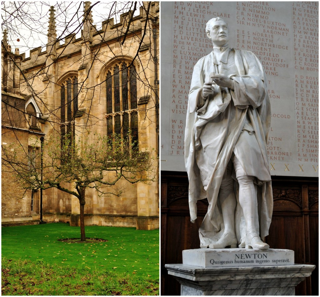 cambridge e newton