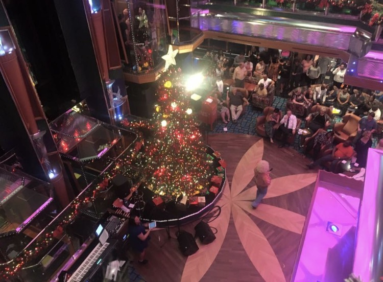 First Cruise Experience with Carnival