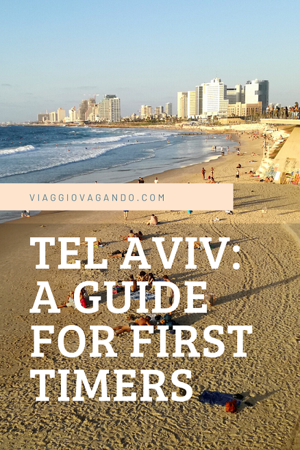 pin tel aviv guide first timers