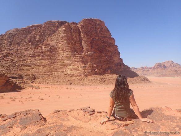 jeep tour to wadi rum